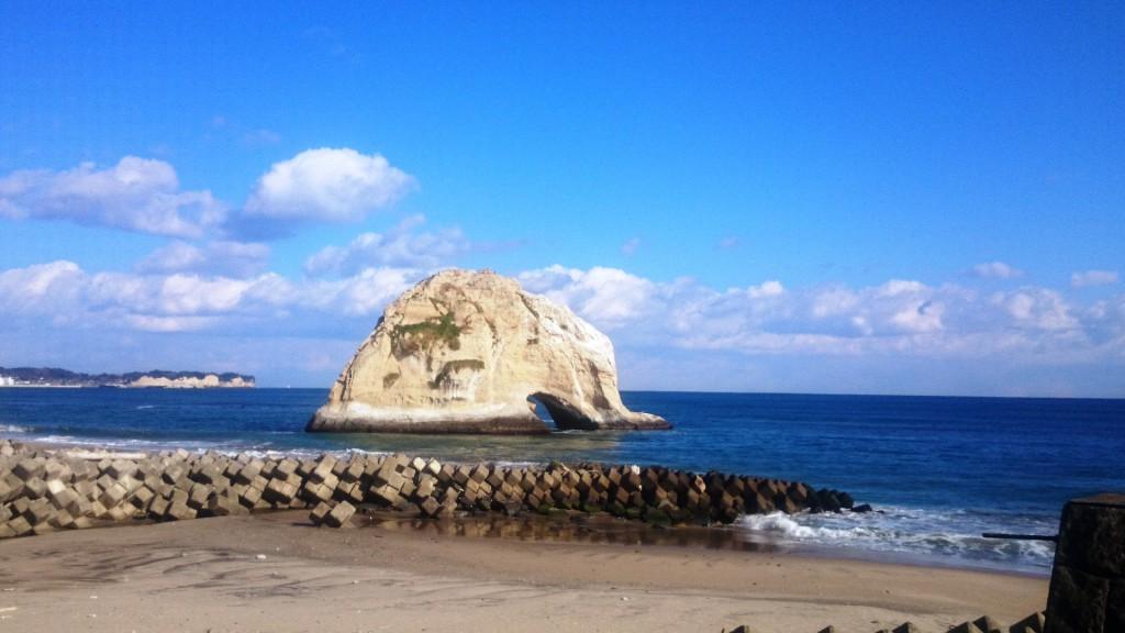 茨城百景「二ツ島」