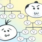 家系図イラスト