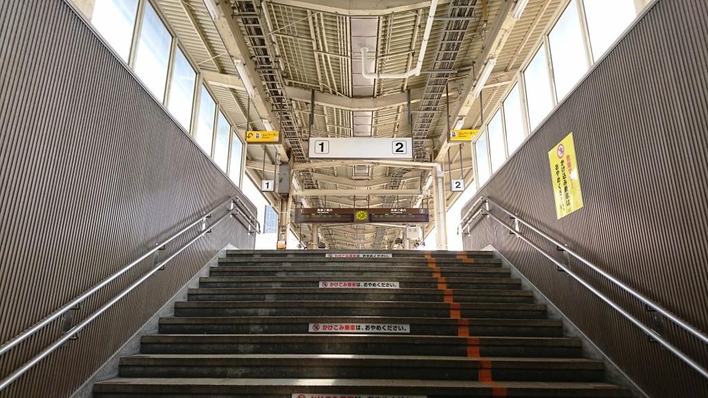 浜松駅ホーム