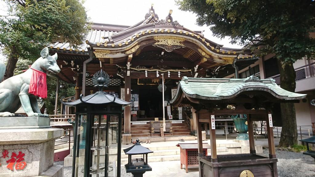 豊川稲荷東京別院 本堂