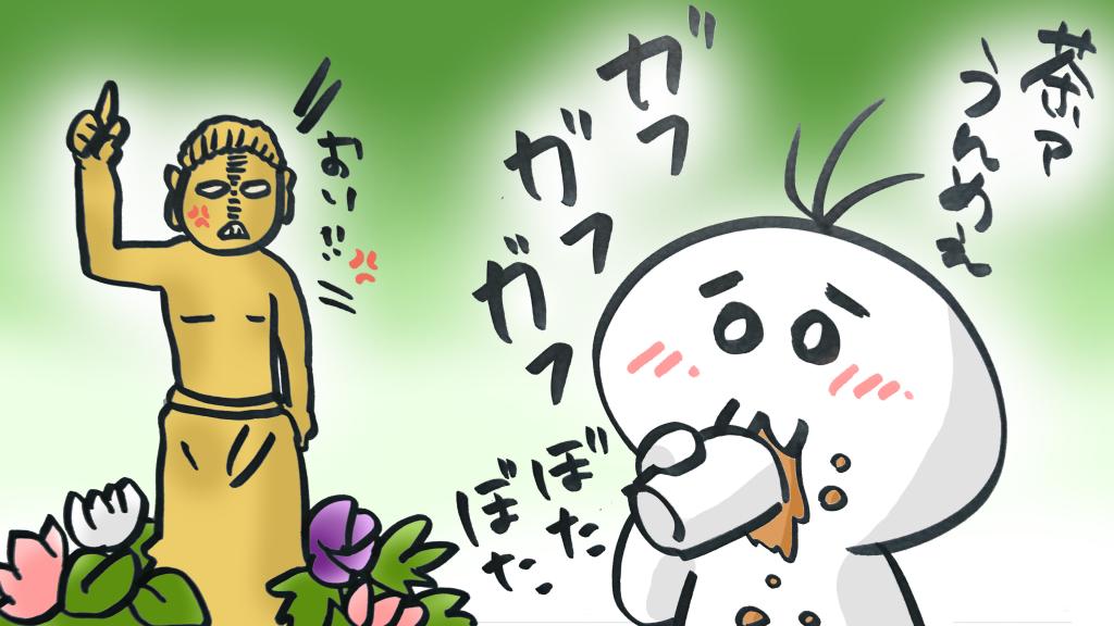 お花祭り イラスト